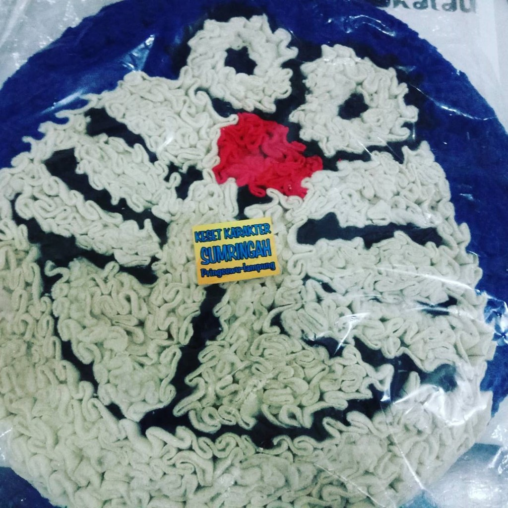 Cced Universitas Lampung Inkubator Bisnis Produk Ukm Bumn Keset Our House Sumringah