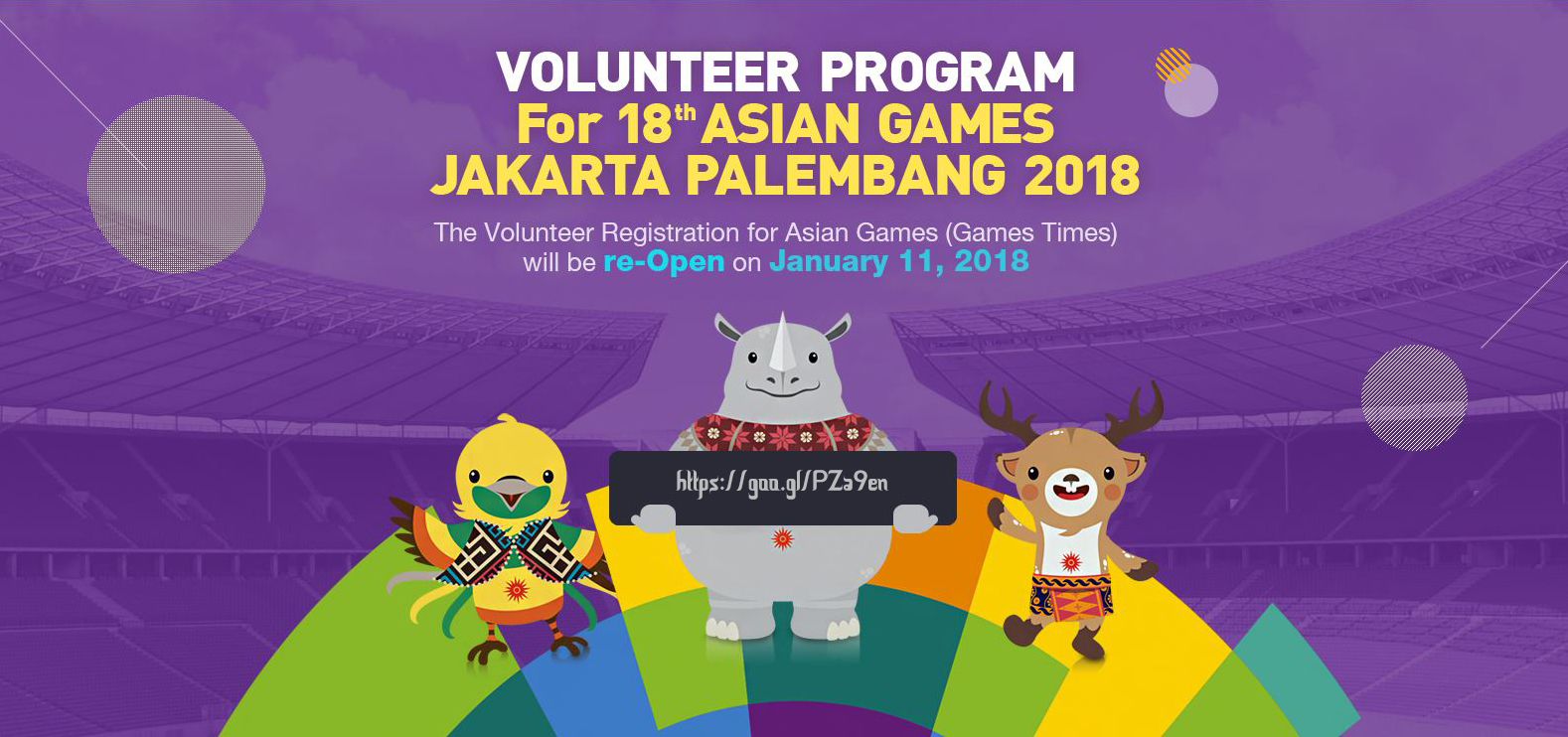 volunteer-program-for-18th-asian-games-will-be-re-open