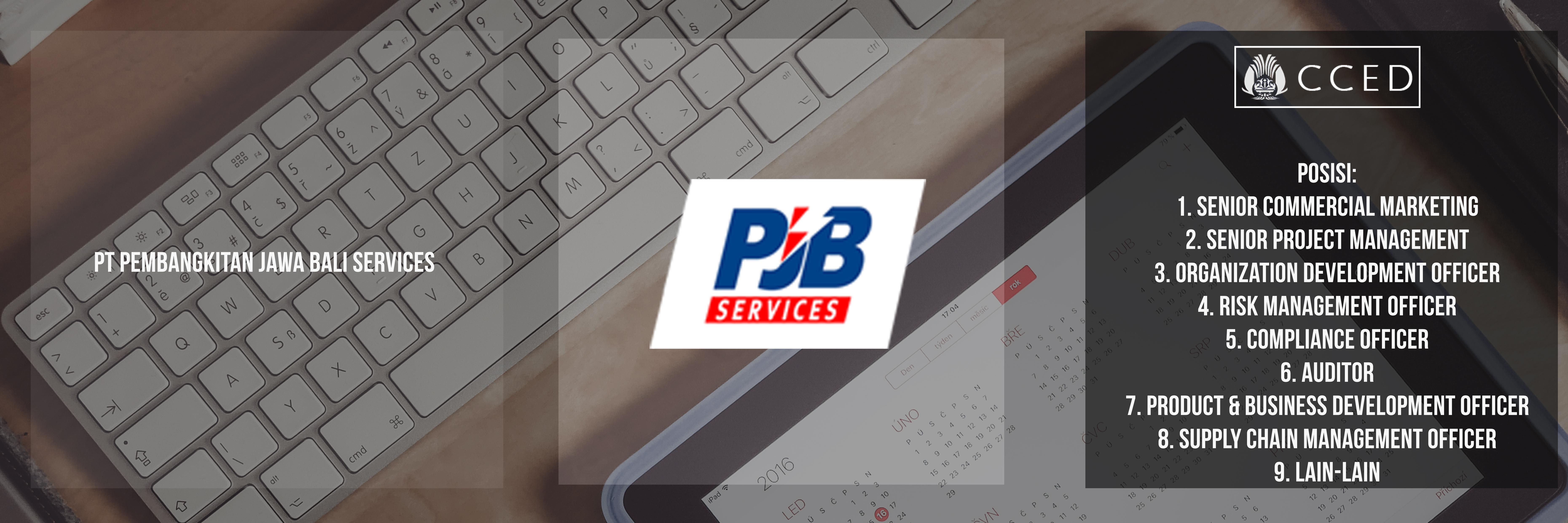 Depan - PT Pembangkitan Jawa Bali Services