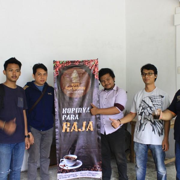 Kopi Raja Lampung