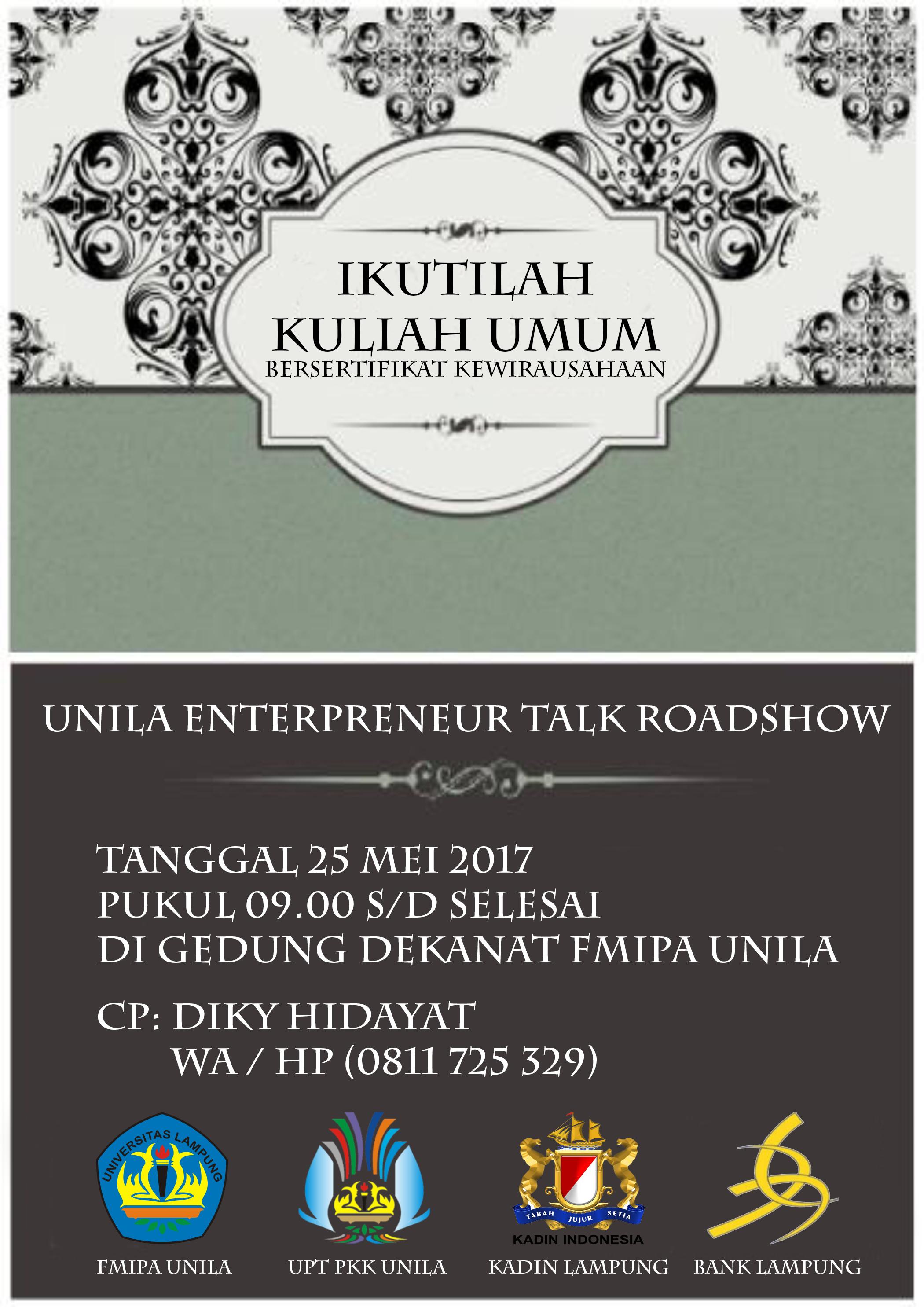 unila-enterpreneur-talk-roadshow